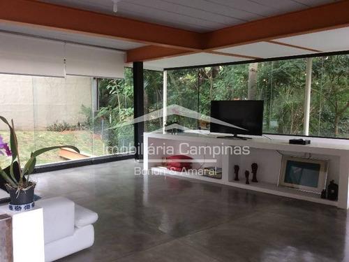 casa à venda em chácara flora - ca005682