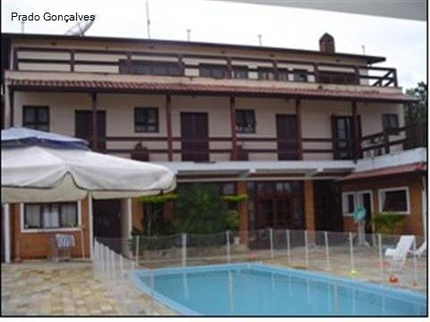 casa à venda em chácara flora - ca121371