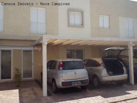 casa à venda em chácara primavera - ca109266