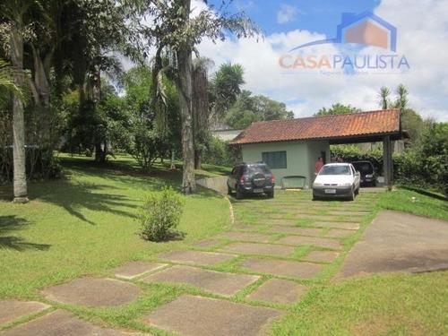 casa à venda em condomínio chácara rincão - cotia - ch0004