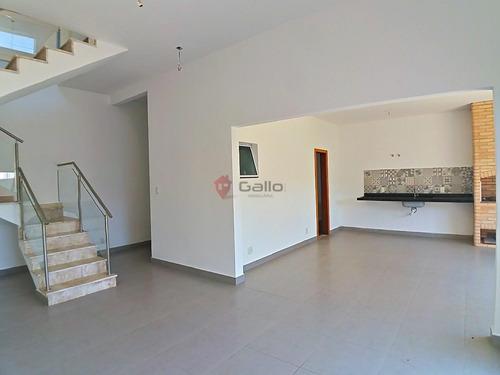 casa à venda em condomínio madre maria vilac - ca006942