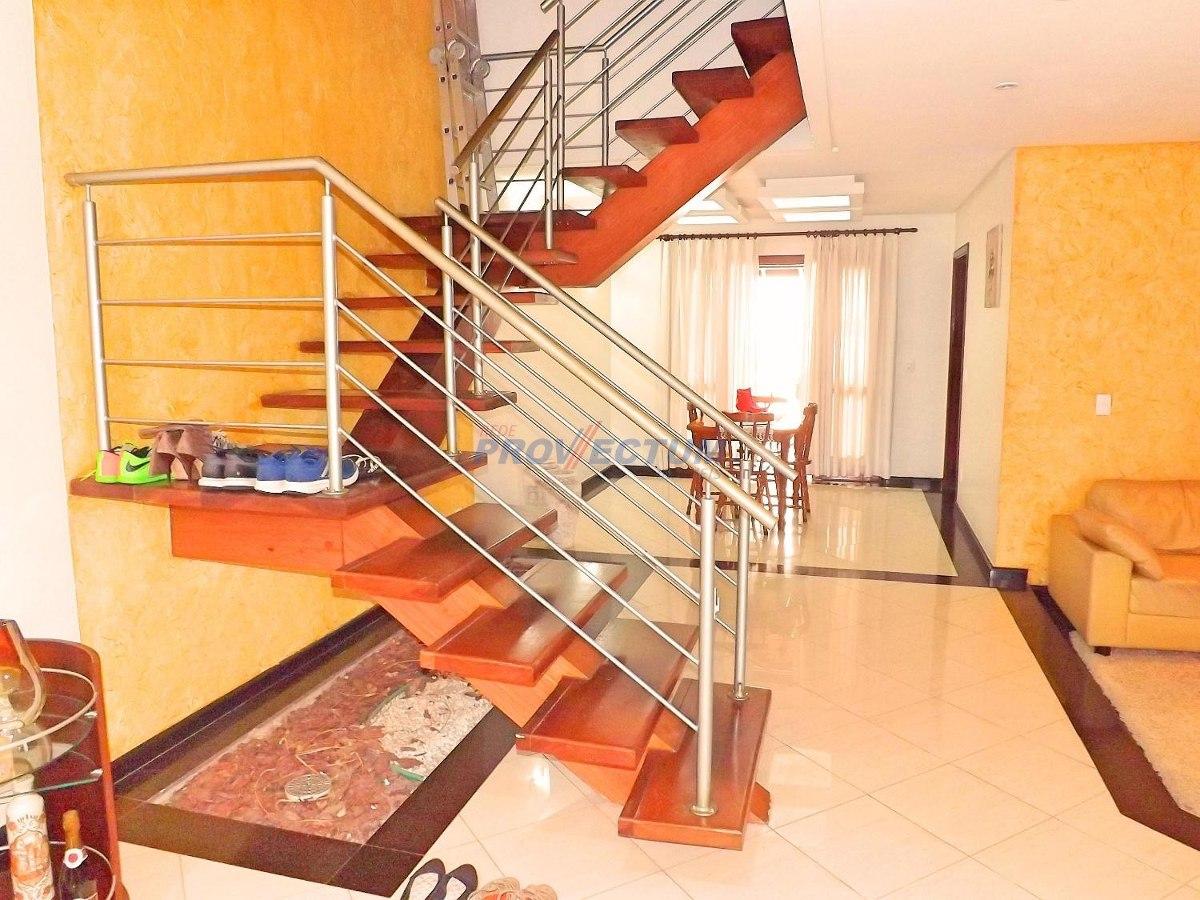 casa à venda em condomínio residencial mirante do lenheiro - ca242331