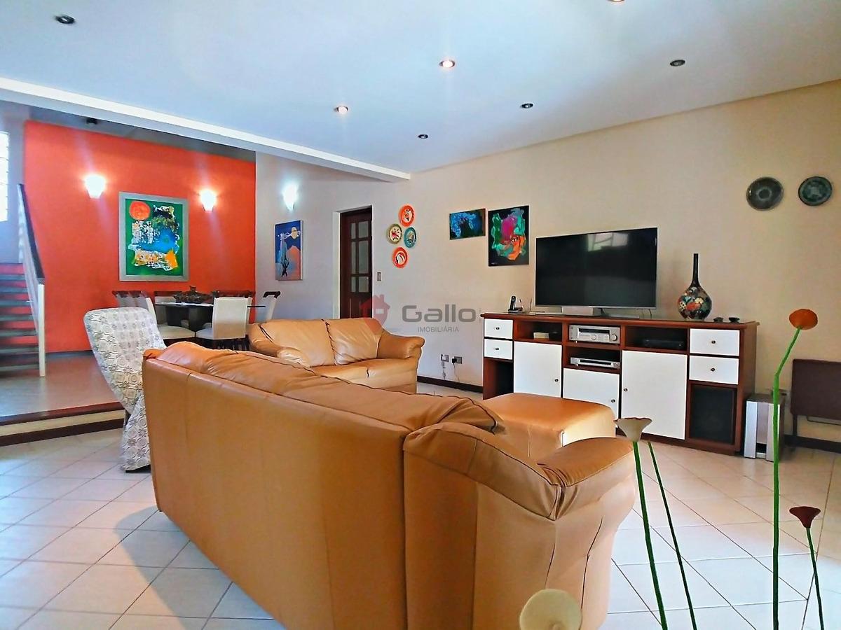 casa à venda em condomínio são joaquim - ca006510