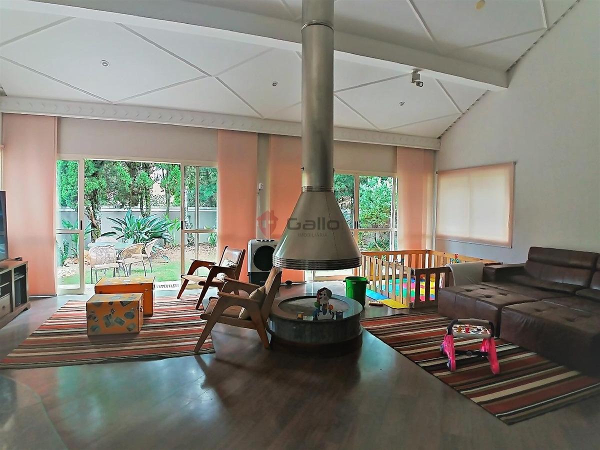 casa à venda em condomínio são joaquim - ca007006