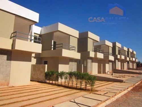 casa à venda em condomínio villa nova - cotia - ca0404