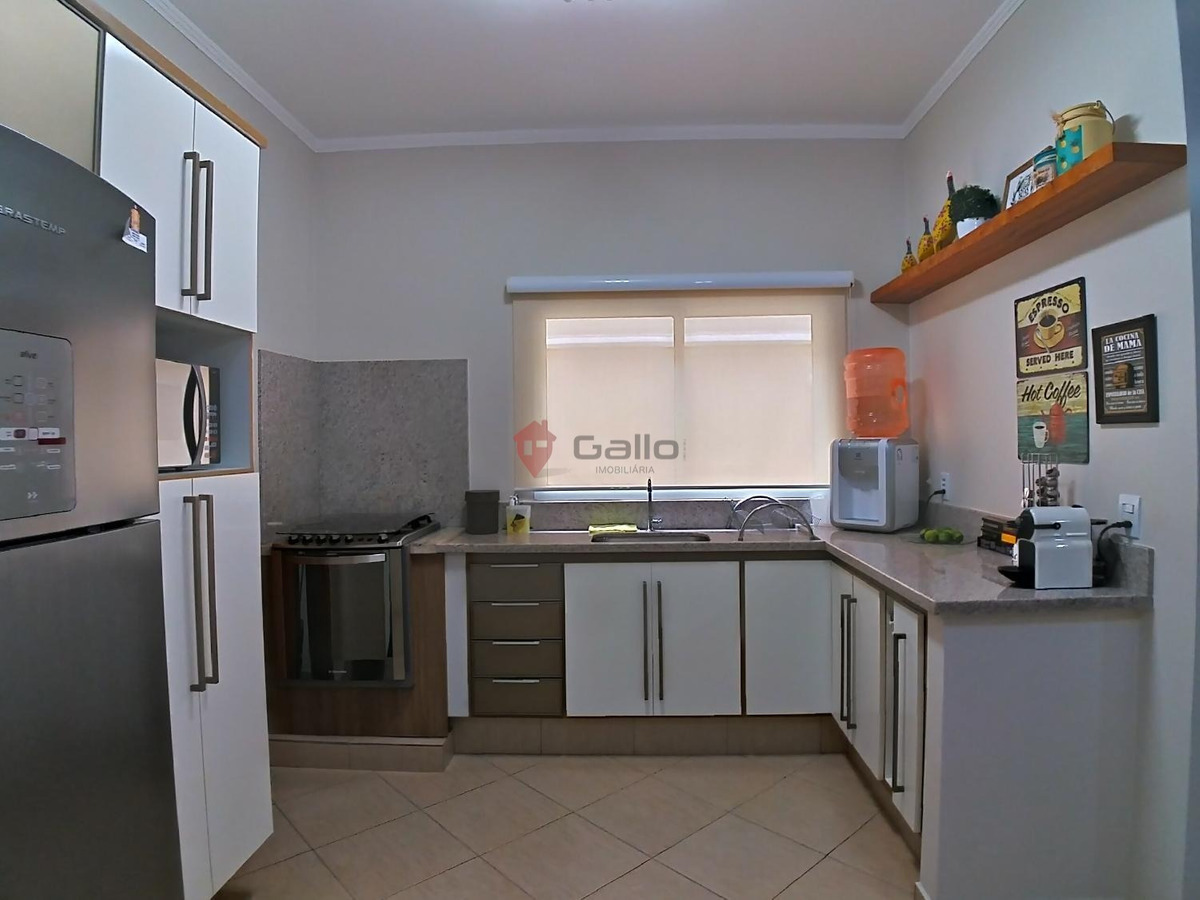 casa à venda em condomínio villagio di verona - ca007533