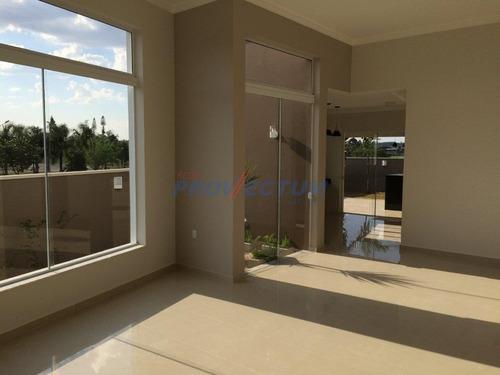 casa à venda em holambra - ca235491