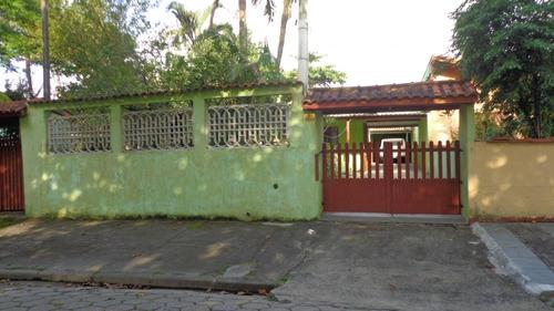 casa à venda em itanhaém. ref. 305 e 211 cris