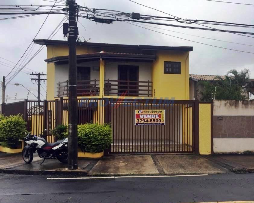 casa à venda em jardim antonio von zuben - ca276822