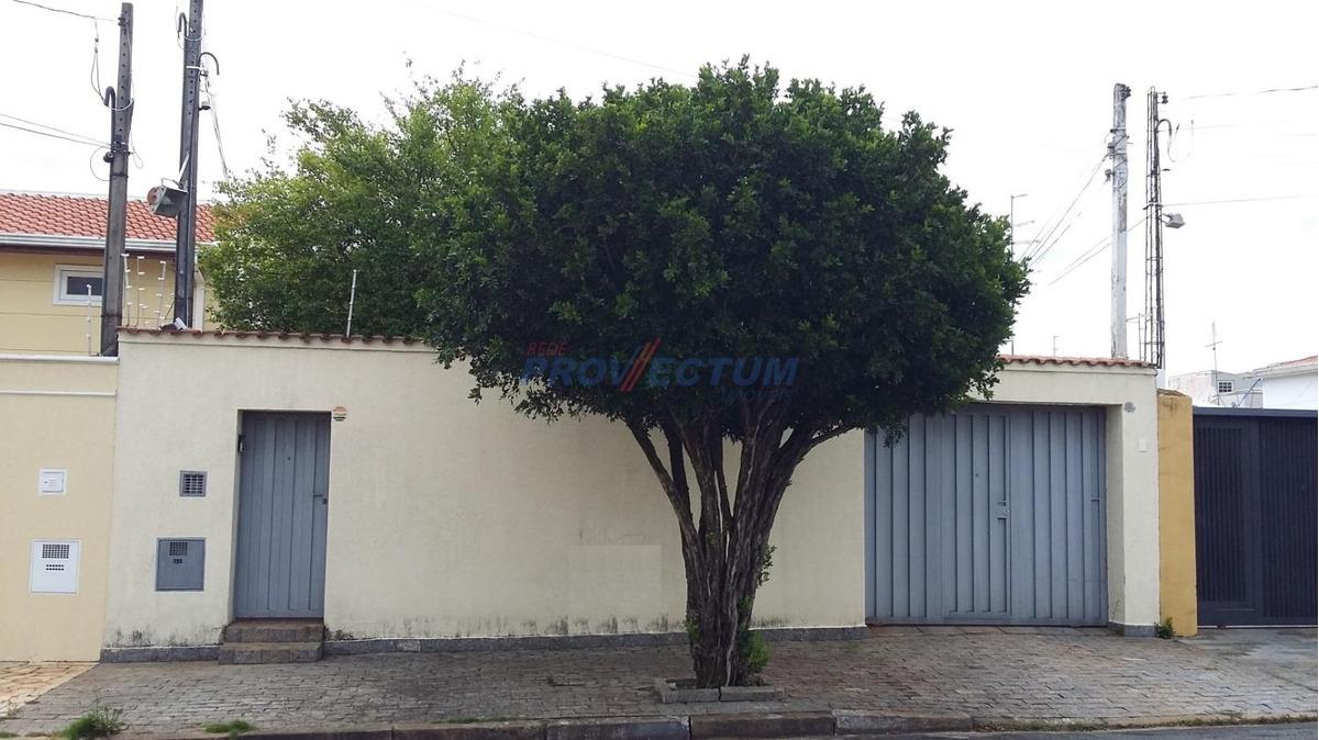 casa à venda em jardim chapadão - ca259507