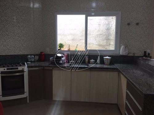 casa à venda em jardim monte verde - ca230634