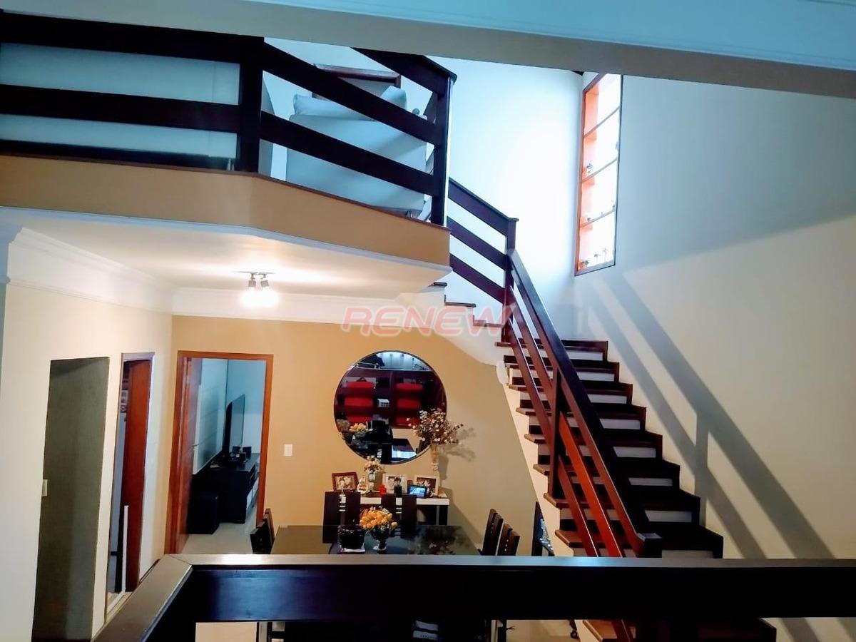 casa à venda em jardim pinheiros - ca007251