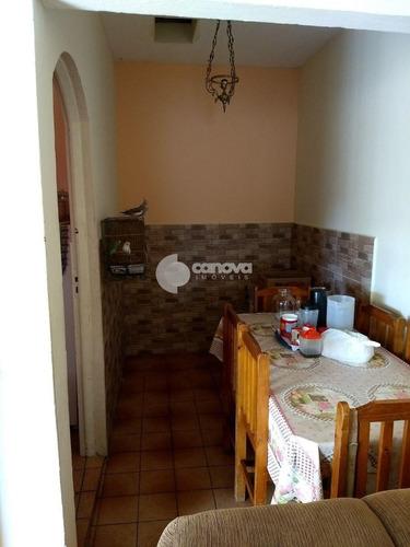 casa à venda em jardim ricardo - ca001413