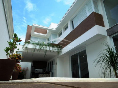 casa à venda em loteamento alphaville campinas - ca003522