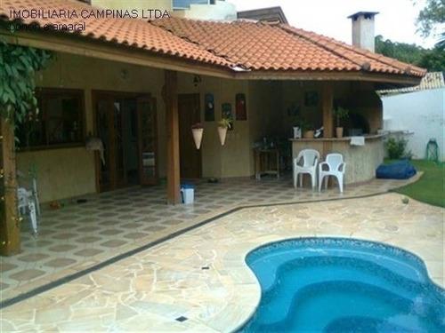 casa à venda em loteamento alphaville campinas - ca005817
