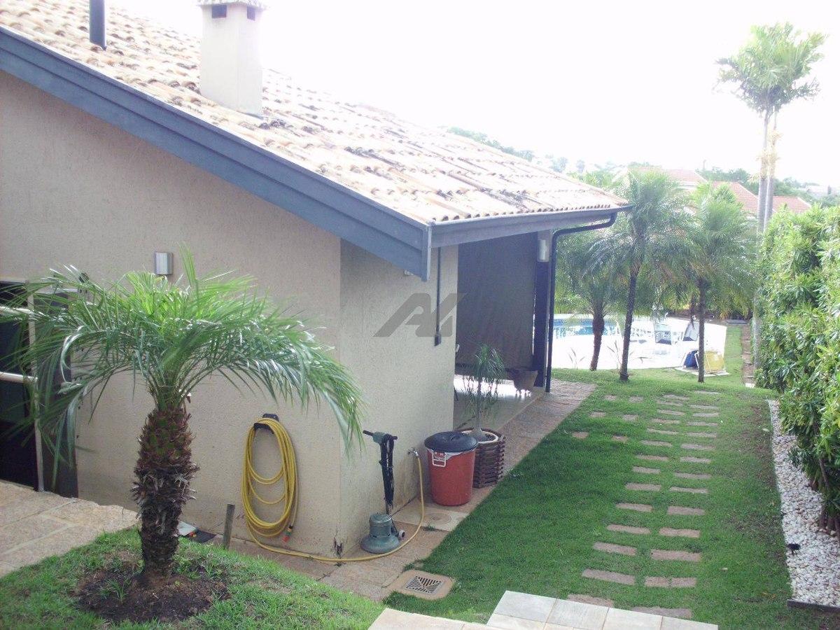 casa à venda em loteamento alphaville campinas - ca008442