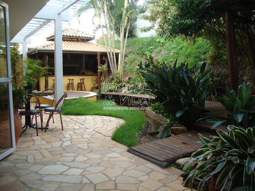 casa à venda em loteamento alphaville campinas - ca084900