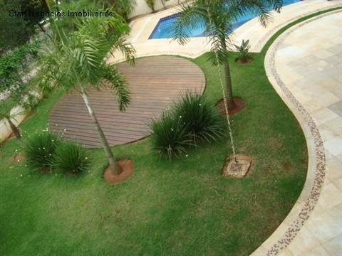 casa à venda em loteamento alphaville campinas - ca085799
