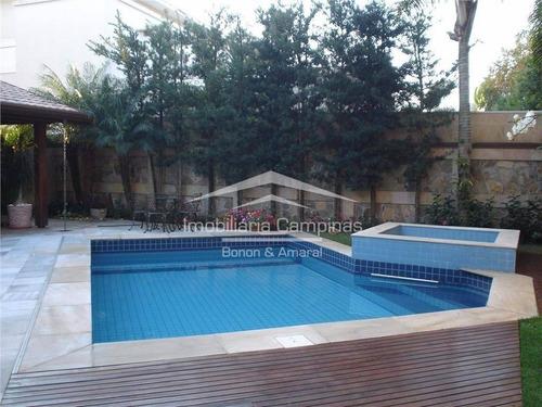 casa à venda em loteamento alphaville campinas - ca120658