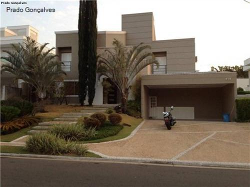 casa à venda em loteamento alphaville campinas - ca122672