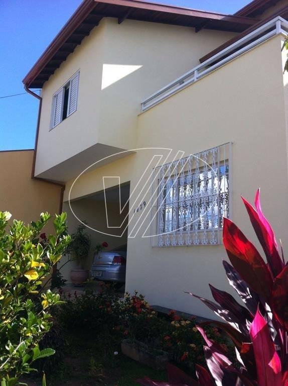 casa à venda em loteamento alphaville campinas - ca226530