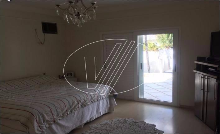 casa à venda em loteamento alphaville campinas - ca232156