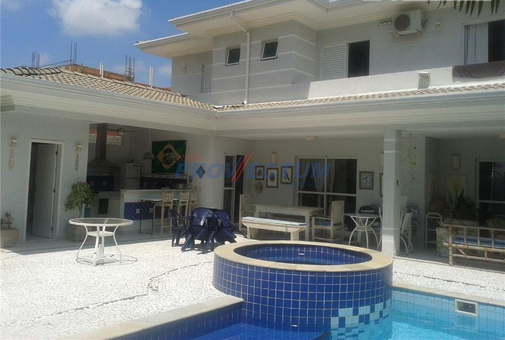 casa à venda em loteamento alphaville campinas - ca236253