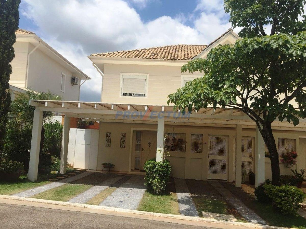 casa à venda em loteamento alphaville campinas - ca238623