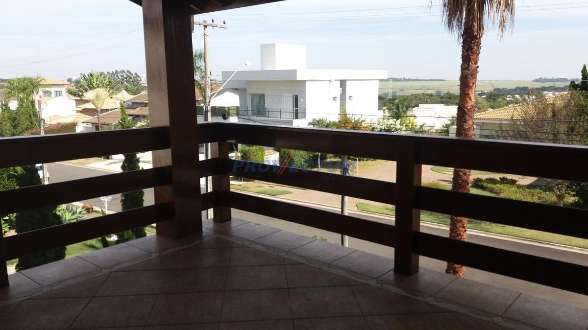 casa à venda em loteamento alphaville campinas - ca244034