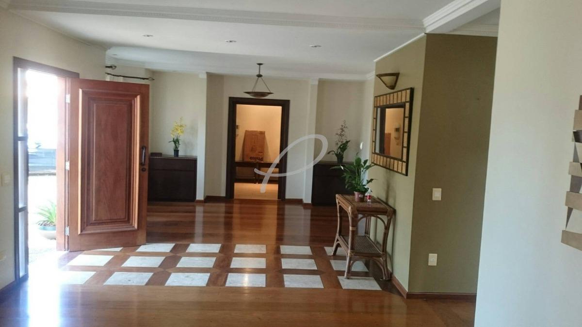 casa à venda em loteamento arboreto dos jequitibás (sousas) - ca001304