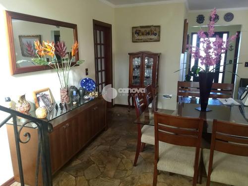 casa à venda em loteamento caminhos de são conrado (sousas) - ca001807