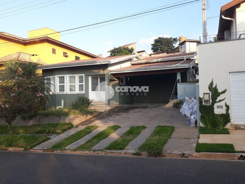 casa à venda em loteamento caminhos de são conrado (sousas) - ca001813