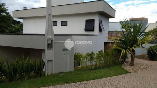 casa à venda em loteamento caminhos de são conrado (sousas) - ca001893