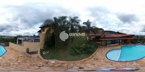 casa à venda em loteamento caminhos de são conrado (sousas) - ca002121