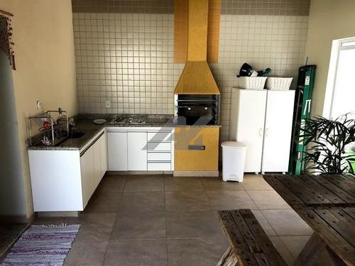 casa à venda em loteamento caminhos de são conrado (sousas) - ca004681