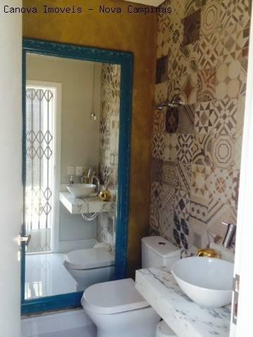casa à venda em loteamento mont blanc residence - ca109275
