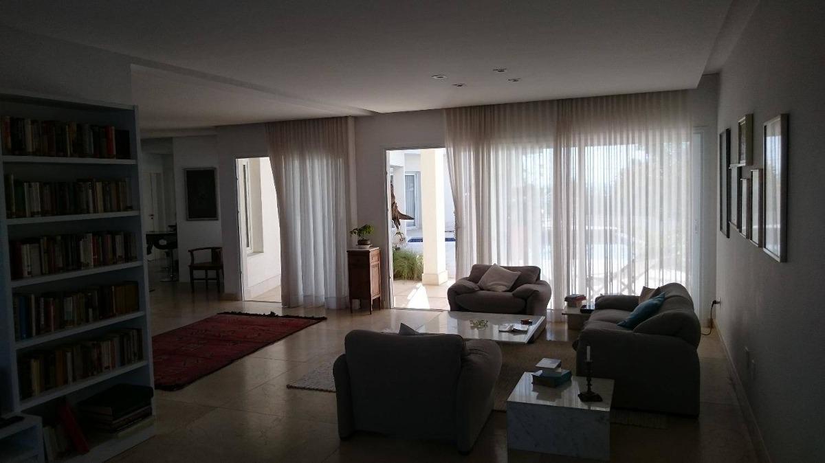 casa à venda em loteamento mont blanc residence - ca163216