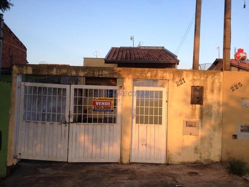 casa à venda em loteamento residencial novo mundo - ca242334
