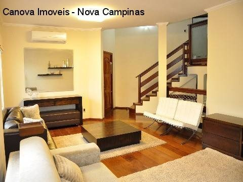 casa à venda em nova campinas - ca109534