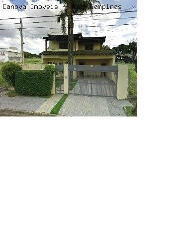 casa à venda em nova campinas - ca109536