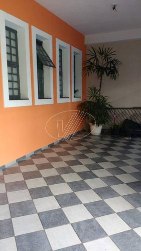 casa à venda em parque residencial vila união - ca228575