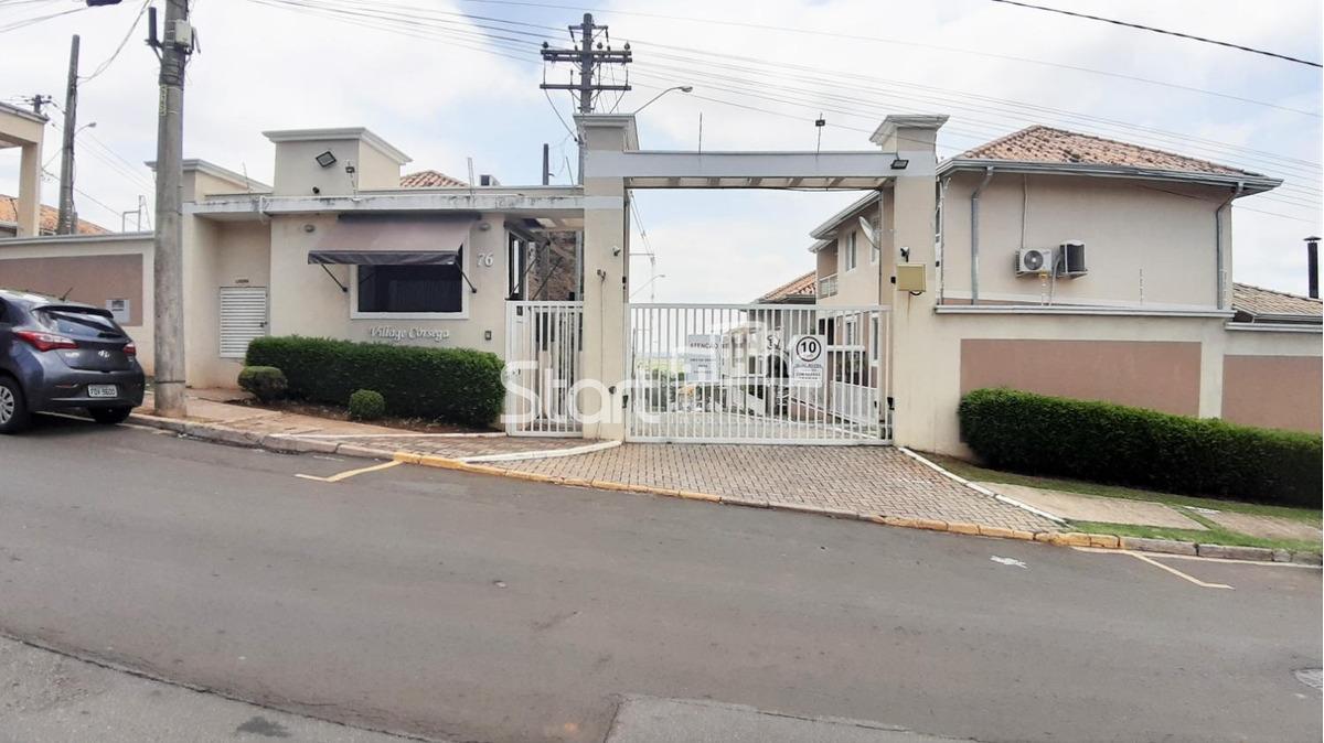 casa à venda em parque rural fazenda santa cândida - ca005054
