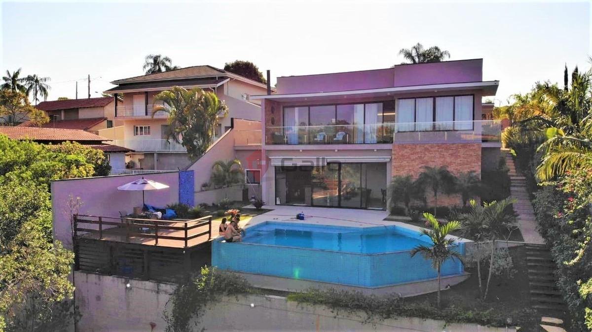 casa à venda em recanto dos canjaranas - ca007536