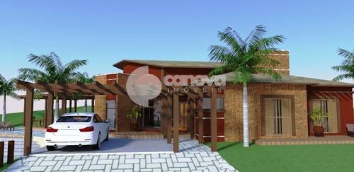casa à venda em residencial monte belo - ca001433