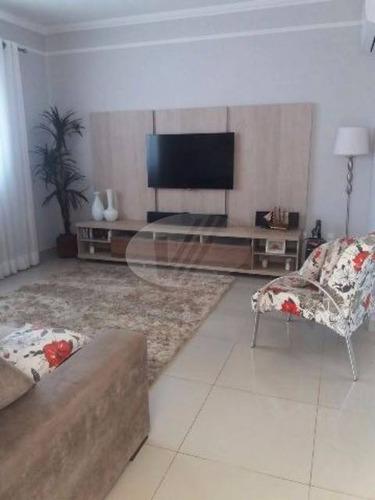casa à venda em residencial terras do barão - ca206754