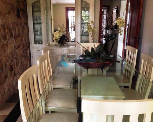 casa à venda em sítios de recreio gramado - ca051268