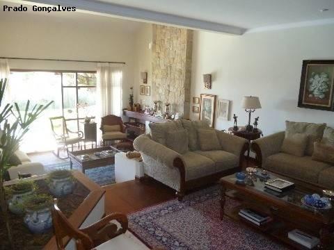 casa à venda em sítios de recreio gramado - ca121477
