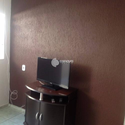 casa à venda em vida nova i - ca109723