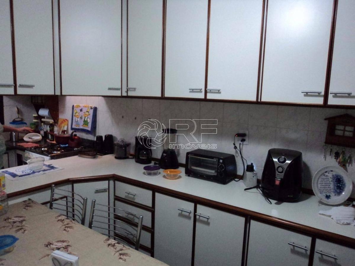 casa à venda em vila regente feijó - ca001741