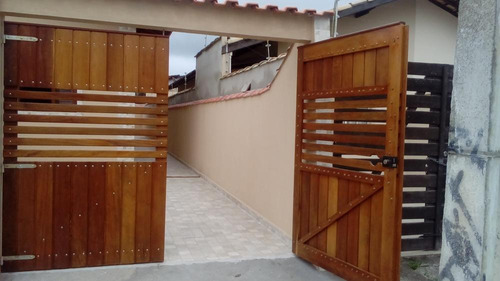 casa à venda geminada em itanhaém. ref. 350 e 141 cris